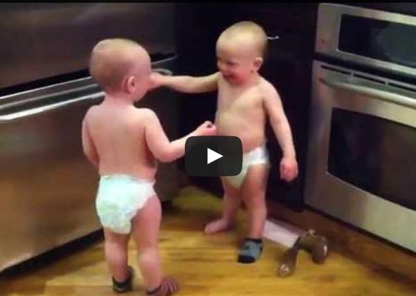 gadające dzieci